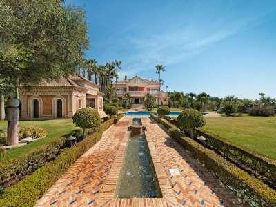 Image 18   8 bedroom villa for sale with 0.5 hectares of land, Sierra Blanca, Marbella, Malaga Costa del Sol, Marbella Golden Mile 206362