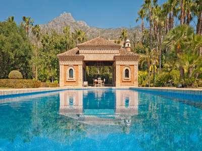 Image 19   8 bedroom villa for sale with 0.5 hectares of land, Sierra Blanca, Marbella, Malaga Costa del Sol, Marbella Golden Mile 206362
