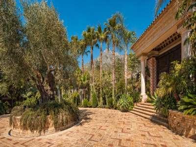 Image 21   8 bedroom villa for sale with 0.5 hectares of land, Sierra Blanca, Marbella, Malaga Costa del Sol, Marbella Golden Mile 206362
