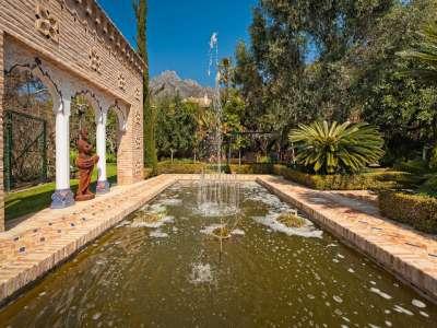 Image 24   8 bedroom villa for sale with 0.5 hectares of land, Sierra Blanca, Marbella, Malaga Costa del Sol, Marbella Golden Mile 206362
