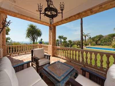 Image 26   8 bedroom villa for sale with 0.5 hectares of land, Sierra Blanca, Marbella, Malaga Costa del Sol, Marbella Golden Mile 206362