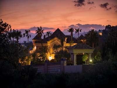 Image 3   8 bedroom villa for sale with 0.5 hectares of land, Sierra Blanca, Marbella, Malaga Costa del Sol, Marbella Golden Mile 206362