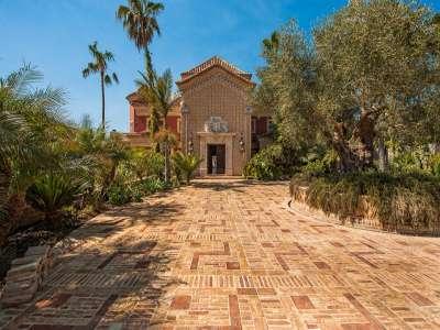 Image 4   8 bedroom villa for sale with 0.5 hectares of land, Sierra Blanca, Marbella, Malaga Costa del Sol, Marbella Golden Mile 206362
