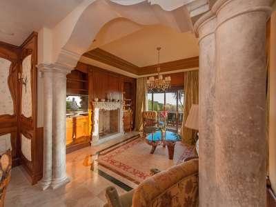Image 9   8 bedroom villa for sale with 0.5 hectares of land, Sierra Blanca, Marbella, Malaga Costa del Sol, Marbella Golden Mile 206362