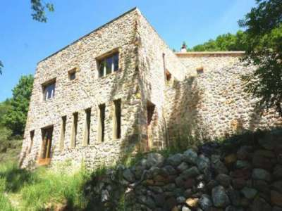 Image 1   6 bedroom farmhouse for sale with 8 hectares of land, Vallespir, Pyrenees-Orientales , Pyrenees Vallespir 207316