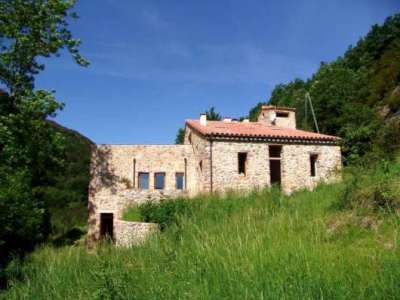 Image 2   6 bedroom farmhouse for sale with 8 hectares of land, Vallespir, Pyrenees-Orientales , Pyrenees Vallespir 207316