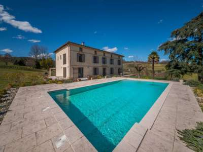 Image 1 | 5 bedroom villa for sale with 6.5 hectares of land, Gaillac, Tarn , Midi-Pyrenees 207395