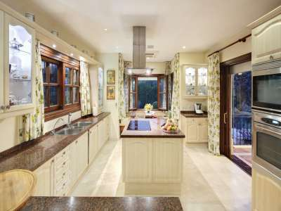 Image 6 | Five Bedroom Mansion for Sale close to Puerto Banus with Staff Quarters  207677