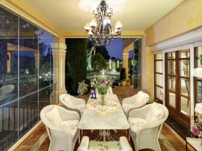 Image 8 | Five Bedroom Mansion for Sale close to Puerto Banus with Staff Quarters  207677