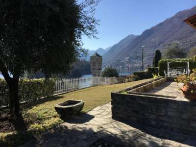 Image 1   4 bedroom villa for sale with 800m2 of land, Ossuccio, Como, Lake Como 208177