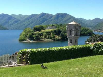 Image 7   4 bedroom villa for sale with 800m2 of land, Ossuccio, Como, Lake Como 208177