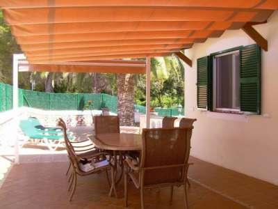 Image 2   3 bedroom villa for sale with 440m2 of land, Cala Galdana, Southern Menorca, Menorca 208251