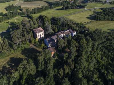Image 8 | 10 bedroom farmhouse for sale with 180 hectares of land, Arezzo, Chianti Wine Region 208306