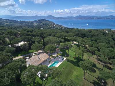 Image 1 | 7 bedroom villa for sale with 2.35 hectares of land, Saint Tropez, St Tropez, French Riviera 208607