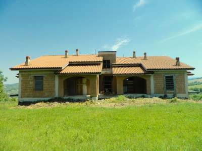 Image 15 | 8 bedroom villa for sale with 1 hectares of land, Amandola, Fermo, Marche 208692