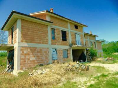 Image 16 | 8 bedroom villa for sale with 1 hectares of land, Amandola, Fermo, Marche 208692