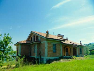 Image 17 | 8 bedroom villa for sale with 1 hectares of land, Amandola, Fermo, Marche 208692