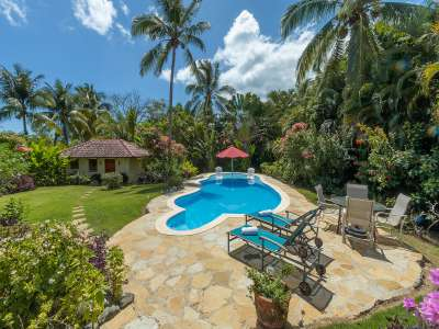 Image 3   Beautiful Villa at Sea Horse Ranch, Dominican Republic for Sale with Pool and Guest/Staff Cottage 208779