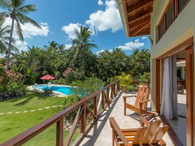 Image 4   Beautiful Villa at Sea Horse Ranch, Dominican Republic for Sale with Pool and Guest/Staff Cottage 208779