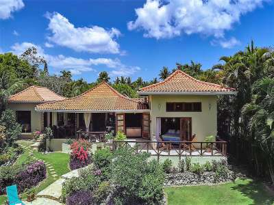 Image 6   Beautiful Villa at Sea Horse Ranch, Dominican Republic for Sale with Pool and Guest/Staff Cottage 208779