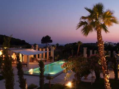Image 19 | Superb Villa for Sale with Staff Apartment, Pool, Tennis Court and Sea Views. 208945