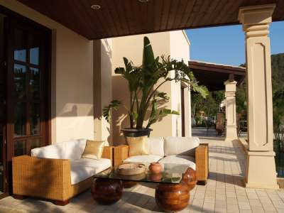 Image 3 | Superb Villa for Sale with Staff Apartment, Pool, Tennis Court and Sea Views. 208945