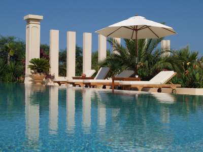Image 5 | Superb Villa for Sale with Staff Apartment, Pool, Tennis Court and Sea Views. 208945