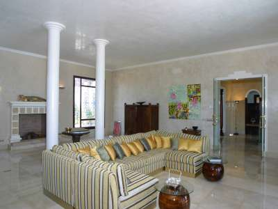 Image 9 | Superb Villa for Sale with Staff Apartment, Pool, Tennis Court and Sea Views. 208945