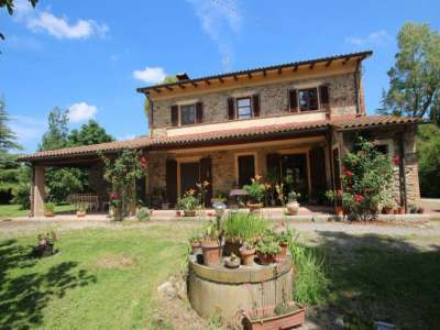 Image 1 | 4 bedroom villa for sale with 2 hectares of land, Chianni, Pisa, Tuscany 209106