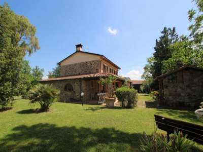Image 10 | 4 bedroom villa for sale with 2 hectares of land, Chianni, Pisa, Tuscany 209106