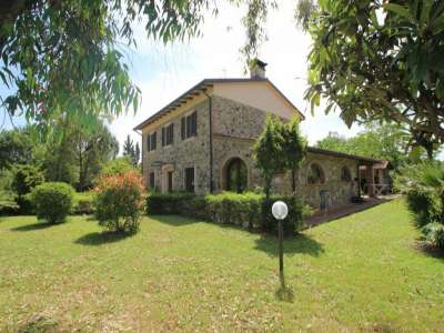 Image 11 | 4 bedroom villa for sale with 2 hectares of land, Chianni, Pisa, Tuscany 209106