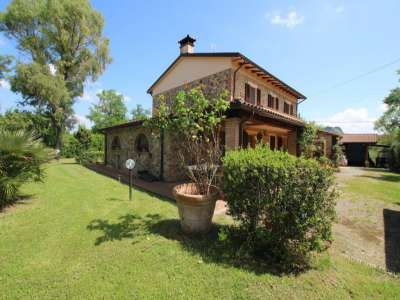 Image 2 | 4 bedroom villa for sale with 2 hectares of land, Chianni, Pisa, Tuscany 209106