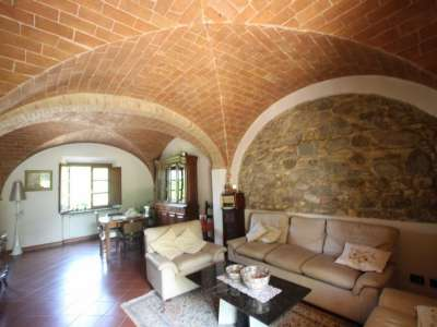 Image 3 | 4 bedroom villa for sale with 2 hectares of land, Chianni, Pisa, Tuscany 209106