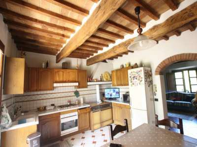 Image 4 | 4 bedroom villa for sale with 2 hectares of land, Chianni, Pisa, Tuscany 209106