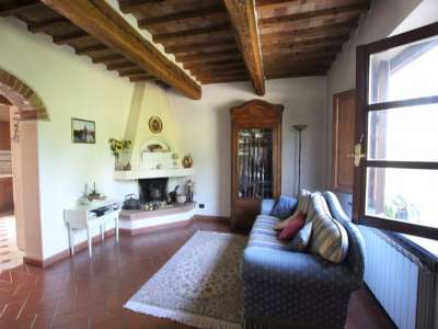 Image 5 | 4 bedroom villa for sale with 2 hectares of land, Chianni, Pisa, Tuscany 209106