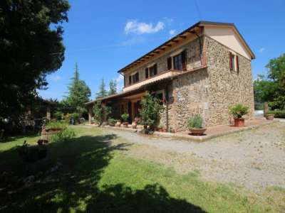 Image 6 | 4 bedroom villa for sale with 2 hectares of land, Chianni, Pisa, Tuscany 209106