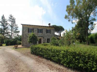 Image 7 | 4 bedroom villa for sale with 2 hectares of land, Chianni, Pisa, Tuscany 209106