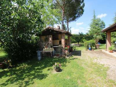 Image 8 | 4 bedroom villa for sale with 2 hectares of land, Chianni, Pisa, Tuscany 209106