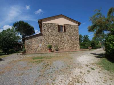 Image 9 | 4 bedroom villa for sale with 2 hectares of land, Chianni, Pisa, Tuscany 209106