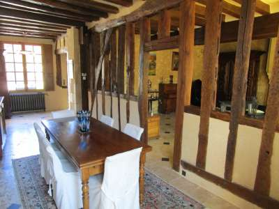 Image 10   7 bedroom French chateau for sale with 0.25 hectares of land, Lavardin, Vendome, Loir-et-Cher , Loire Valley 209304