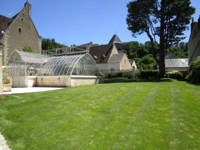 Image 2   7 bedroom French chateau for sale with 0.25 hectares of land, Lavardin, Vendome, Loir-et-Cher , Loire Valley 209304