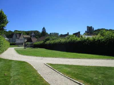 Image 5   7 bedroom French chateau for sale with 0.25 hectares of land, Lavardin, Vendome, Loir-et-Cher , Loire Valley 209304