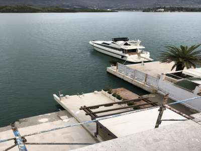 Image 4 | Superb 6 Bedroom Waterfront Villa for Sale close to Tivat, Montenegro with Private Beach and Yacht Mooring 209315