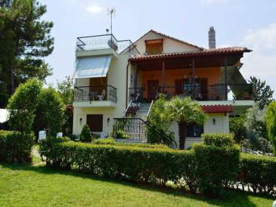 Image 2 | Beautiful villa for Sale which sleeps 12 close to the sea in Agiokampos, Greece 209614