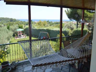 Image 3 | Beautiful villa for Sale which sleeps 12 close to the sea in Agiokampos, Greece 209614