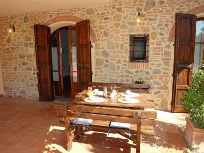 Image 7   7 bedroom villa for sale with 10 hectares of land, Montaione, Florence, Chianti Wine Region 209773