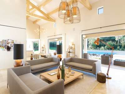 Image 5 | 5 bedroom villa for sale with 0.25 hectares of land, Les Salins, Saint Tropez, St Tropez, French Riviera 209997