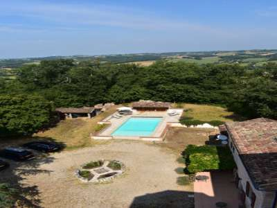 Image 7 | Historic French Chateau for Sale in   Gascony with Comfortable Living Space  and Income Potential 210148