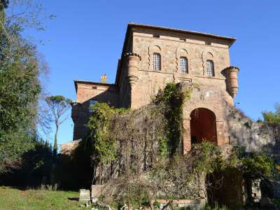 Image 3 | 10 bedroom castle for sale with 2 hectares of land, Citta della Pieve, Perugia, Umbria 210154