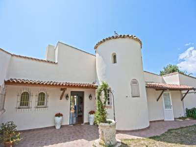 Image 2 | 6 bedroom villa for sale with 0.4 hectares of land, Camporosso, Imperia, Liguria 210294